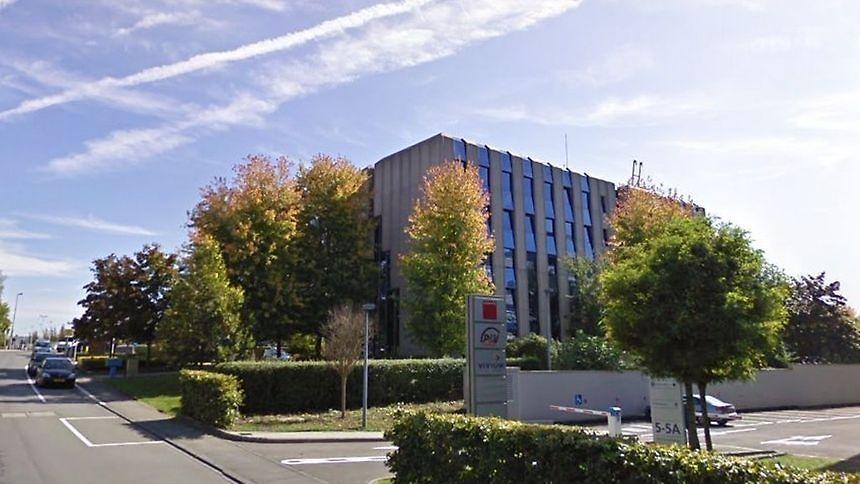 L'assurance D.A.S. Luxembourg avait pignon sur rue à Strassen.