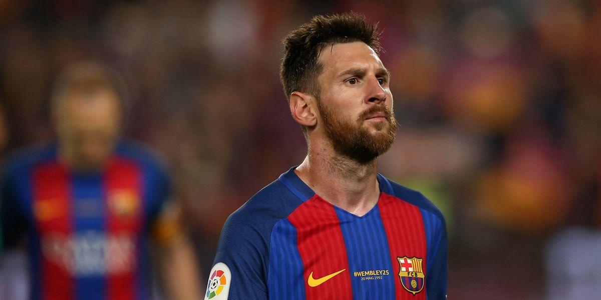 Lionel Messi a vu son recours rejeté devant la Cour suprême espagnole