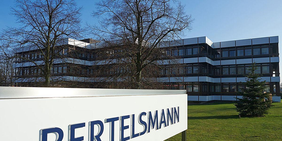 Bertelsmann verzeichnete das beste operative Ergebnis seit sieben Jahren.
