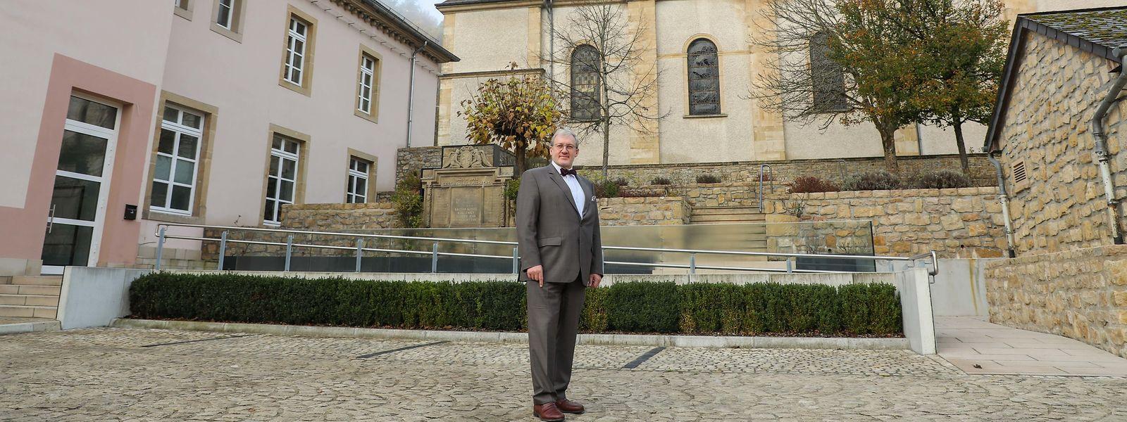 Am Freitag kommender Woche wird Thierry Schuman im Innenministerium als neuer Bürgermeister der 4.100-Einwohner-Gemeinde Kopstal vereidigt.