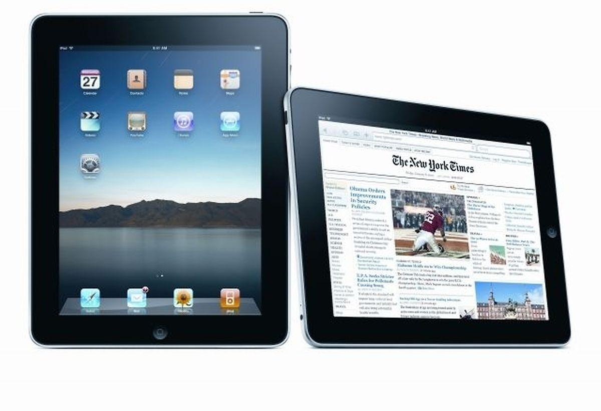 L'iPad, déclinaison de l'iPhone en 9,7 pouces