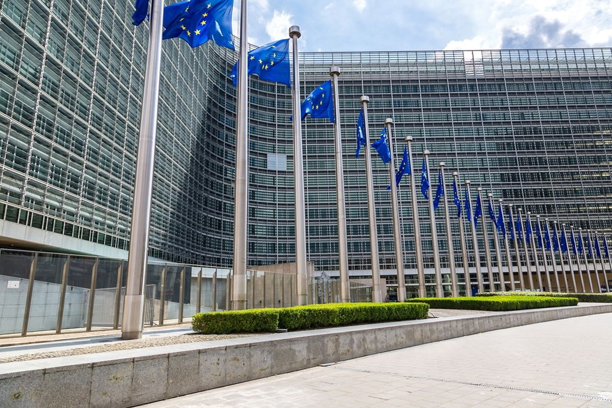 The European Commission said it would not discuss specific staffing allocations with the press