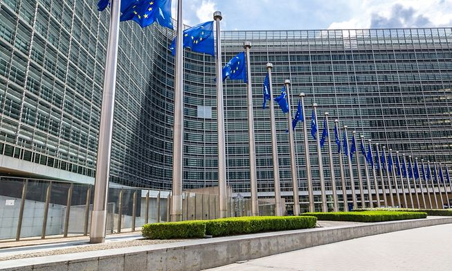 The European Commission in Brussels, which has clashed with several EU member states in recent months including Poland and Hungary over legislation