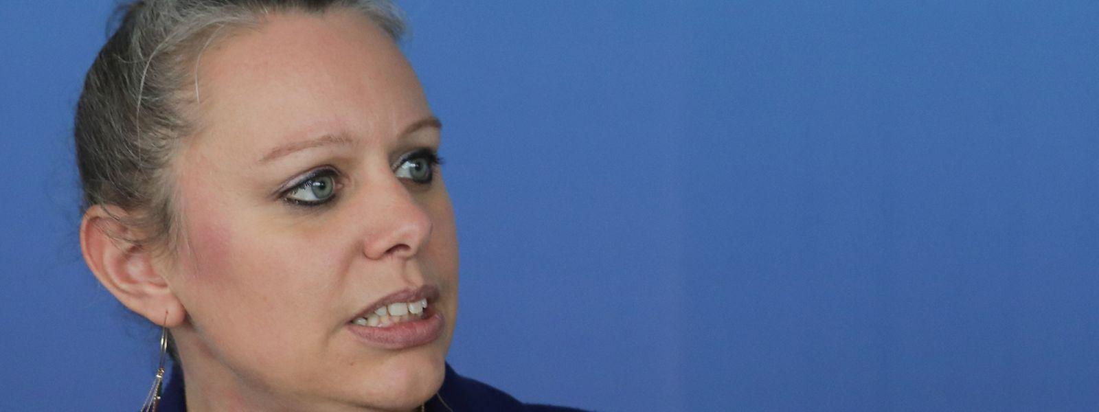 Carole Dieschbourg, au nom de l'Etat luxembourgeois, émettra un avis critique sur le projet belge d'enfouissement.