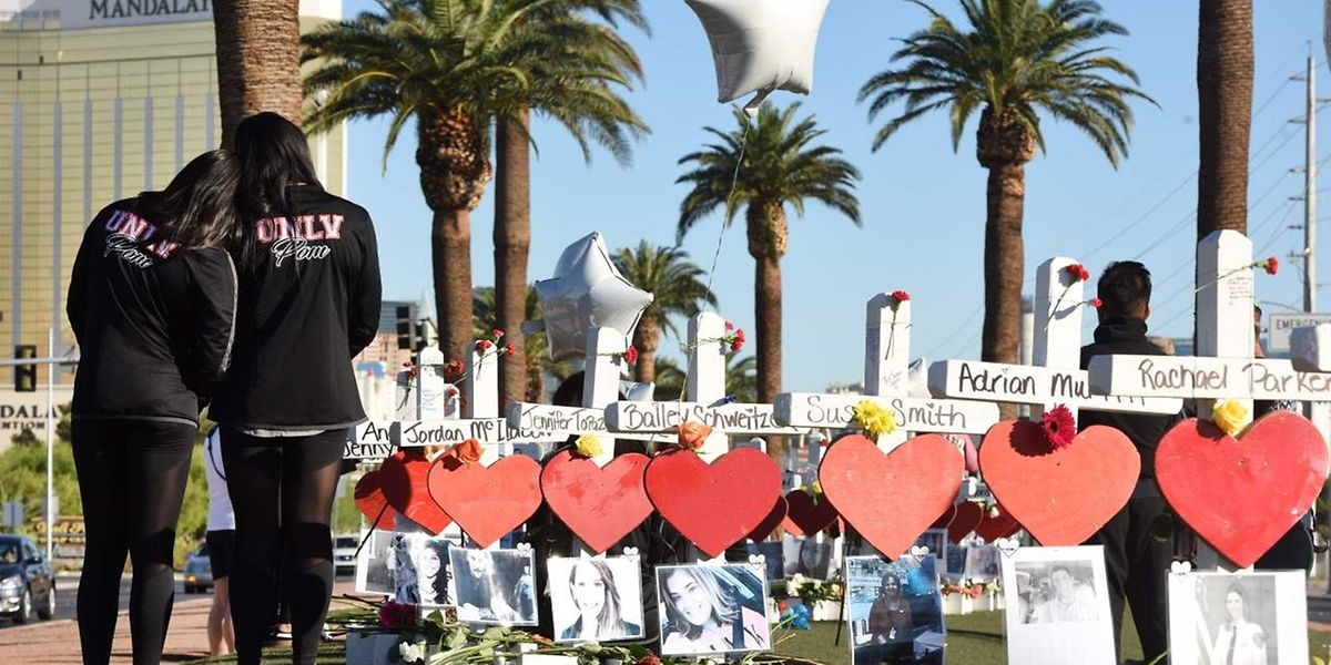 58 Menschen wurden in Las Vegas getötet.