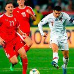 UEFA pune Sérvia com jogo à porta fechada com Luxemburgo por racismo