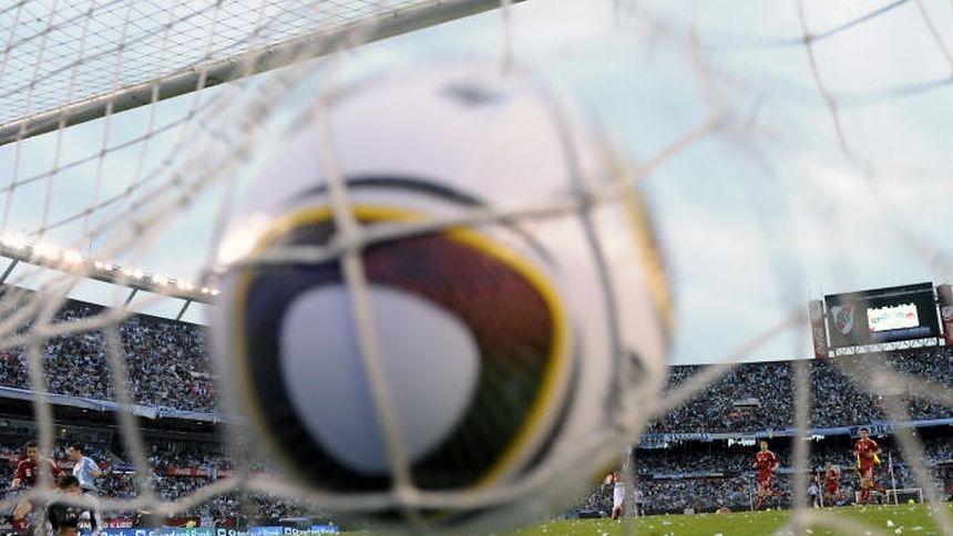 Gleich 31 Mal zappelte der Ball im Tor des CS Buftea.