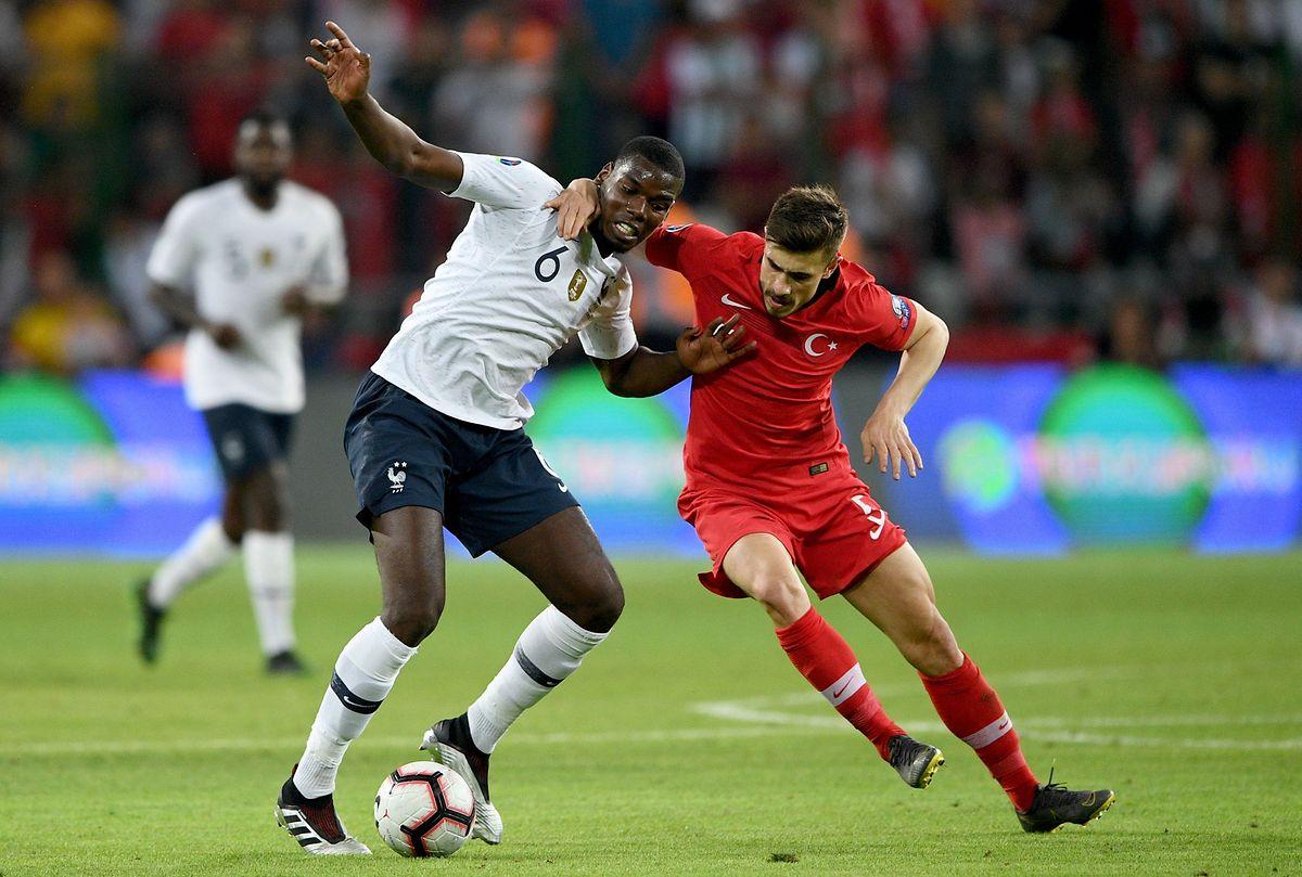 Paul Pogba a émis le souhait de quitter Manchester United mais son nouveau point de chute n'est pas encore connu.