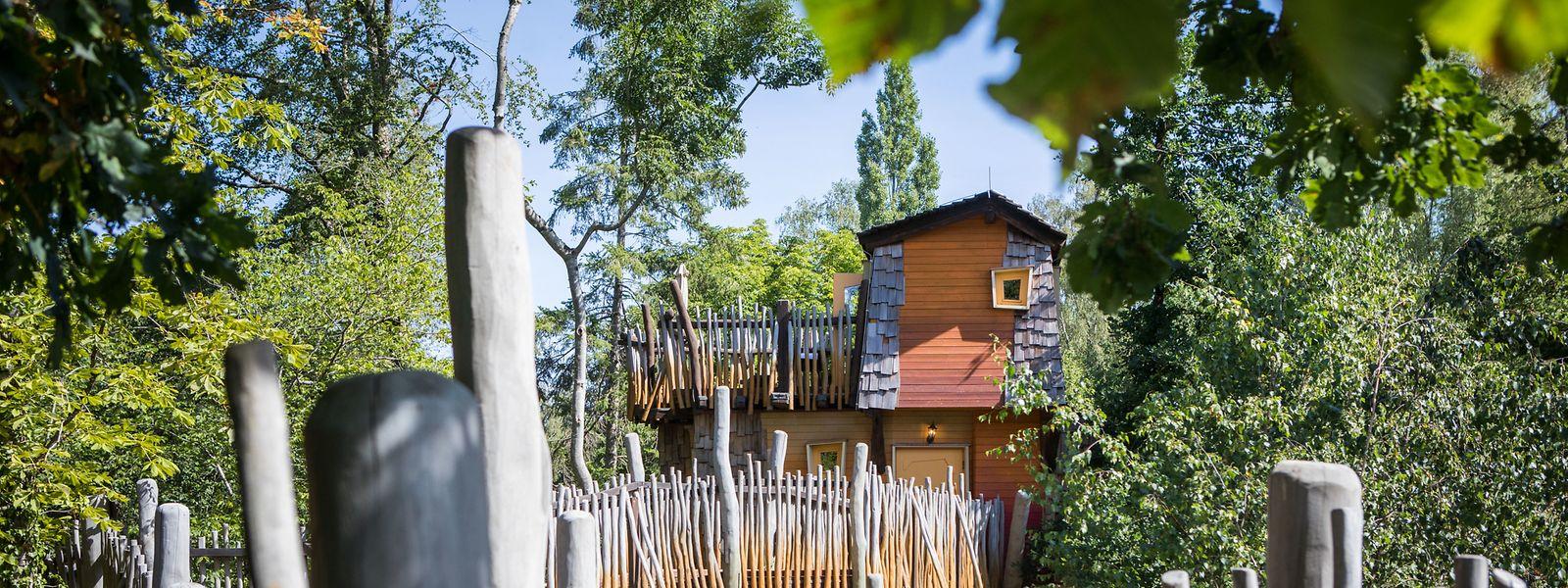 """Comme dans les """"cabanes"""" du Gaalgebierg à Esch, les bons de 50€ sont valables dans l'ensemble des structures d'accueil du Luxembourg."""