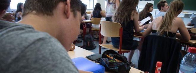 """Ab diesem Herbst steht für die Secondaire-Schüler das neue Fach """"Leben und Gesellschaft"""" auf dem Programm."""
