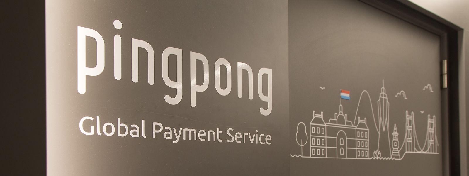 Pingpong hat 2017 seine Europazentrale in Luxemburg gegründet.