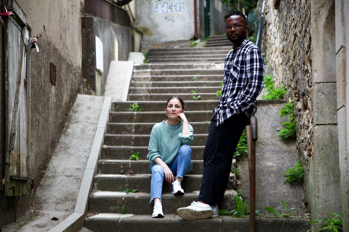 Marisa e António chegaram um mês antes da pandemia. O sonho luxemburguês saiu furado.