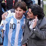 """""""Deixa-nos, mas não se vai, porque o Diego é eterno"""""""