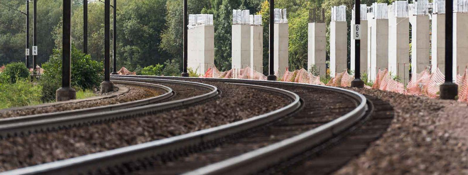 L'investissement le plus stratégique est la construction de deux voies entre Luxembourg et Bettembourg, au carrefour de tous les trains.