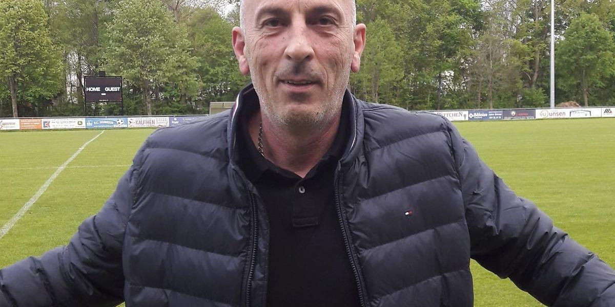 Enver Kelmendi devient le coach de la Jeunesse Useldange