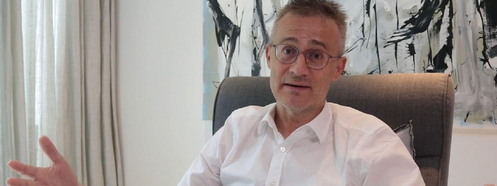 Im Juli 2020 meldete sich Felix Braz mit einer hoffnungsvollen Videobotschaft auf dem Grünen-Kongress zu Wort.