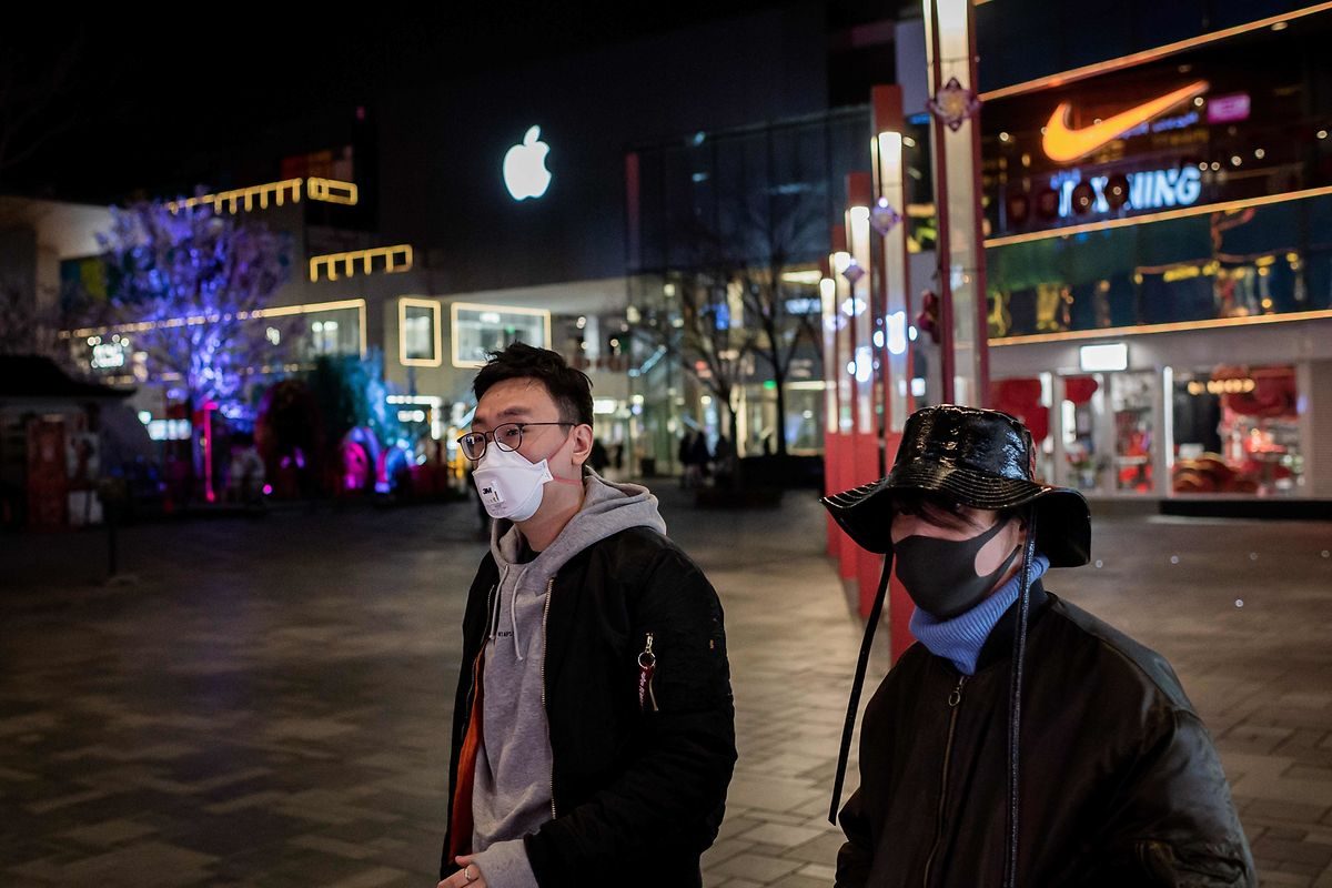 Apple hat einen Teil seiner Shops in China wieder geöffnet. Allerdings gelten bestimmte Sicherheitsvorkehrungen.