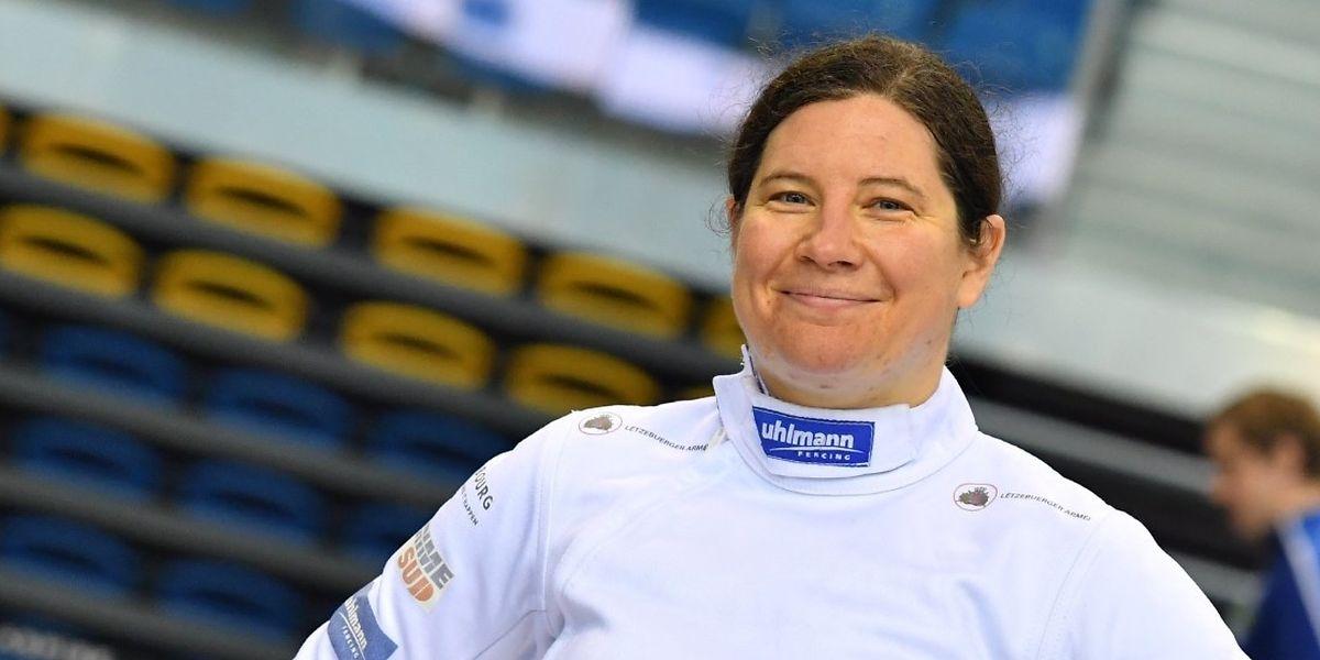 Lis Fautsch belegt derzeit Platz 40 der Weltrangliste.
