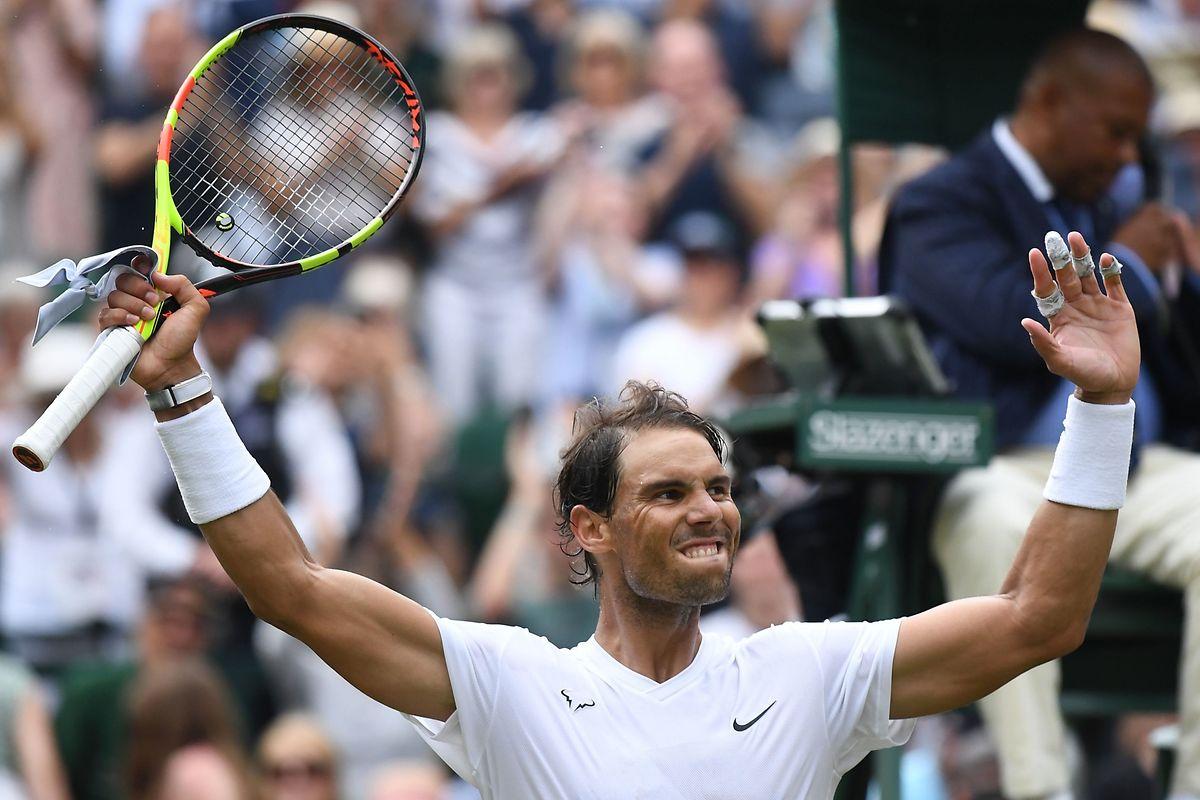Nadal kam gegen den Portugiesen Joao Sousa kaum in Bedrängnis.