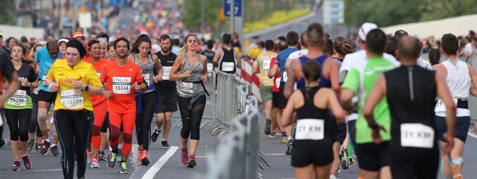 Auch in diesem Jahr müssen die Läufer wohl auf das Rennen in der Hauptstadt verzichten.
