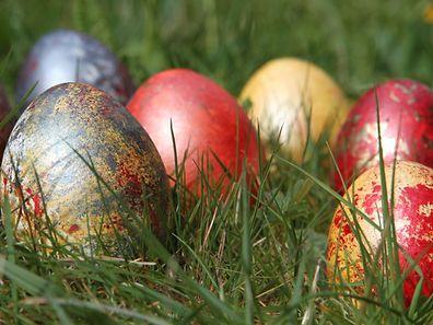 Ostern Ostereier