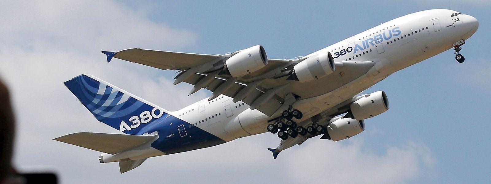 Der A380 ist das Sorgenkind von Airbus.