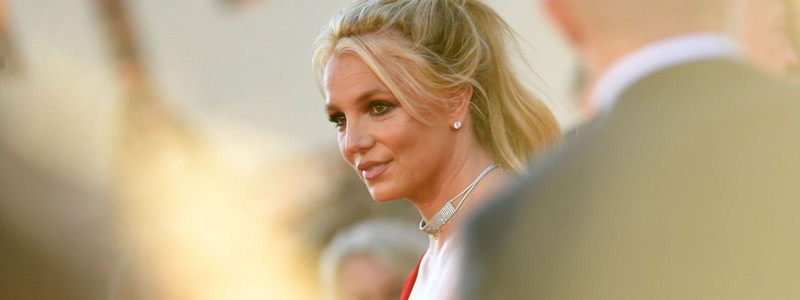 US-Sängerin Britney Spears im Jahr 2019.