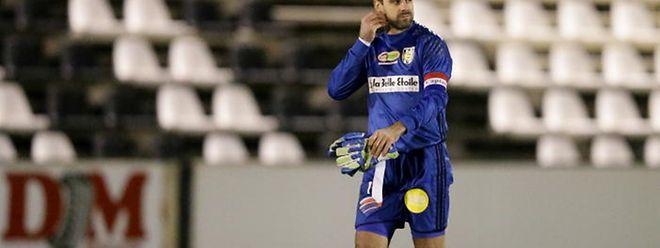 Auf Jeunesse-Torhüter Marc Oberweis dürfte am Sonntag viel Arbeit zukommen.