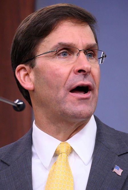 US-Verteidigungsminister Mark Esper hat sich gegen einen Einsatz des Militärs ausgesprochen, um Unruhen im Land zu beenden.