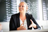 Ministre Carole Dieschbourg - Foto : Pierre Matgé/Luxemburger Wort