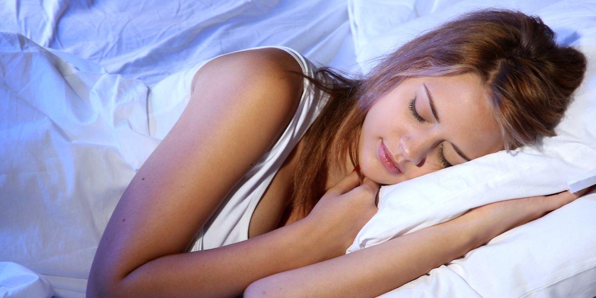 Luxemburgs Jugendliche verbringen viel Zeit im Bett.