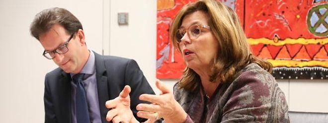 La HOST, disent le directeur de la Chambre de Commerce Carlo Thelen et la directrice générale de la House of start-ups Karin Schingten, doit offrir tout ce que les entrepreneurs du numérique doivent avoir