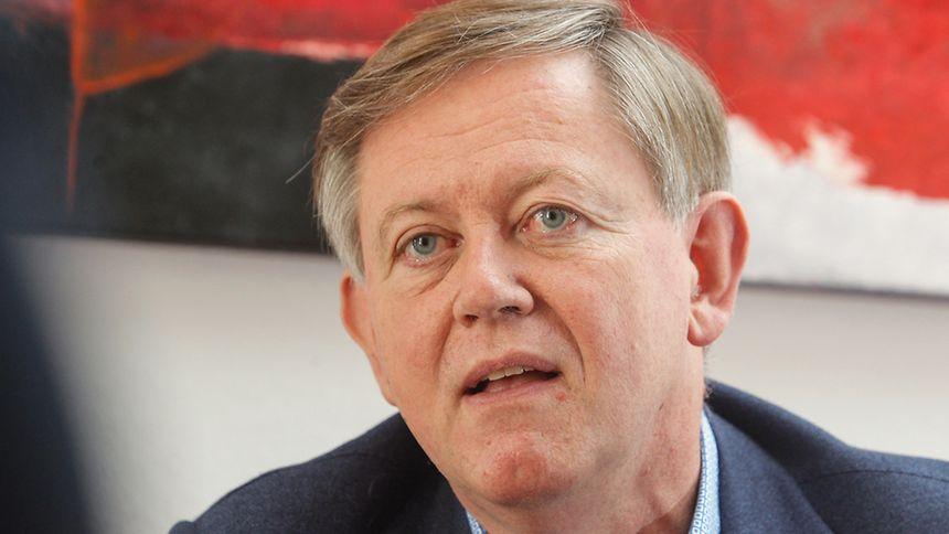 """Alex Bodry (LSAP) verteidigt die Vorgehensweise der Koalition: """"Es bringt nichts, über Fragen abstimmen zu lassen, bei denen sich jeder einig ist."""