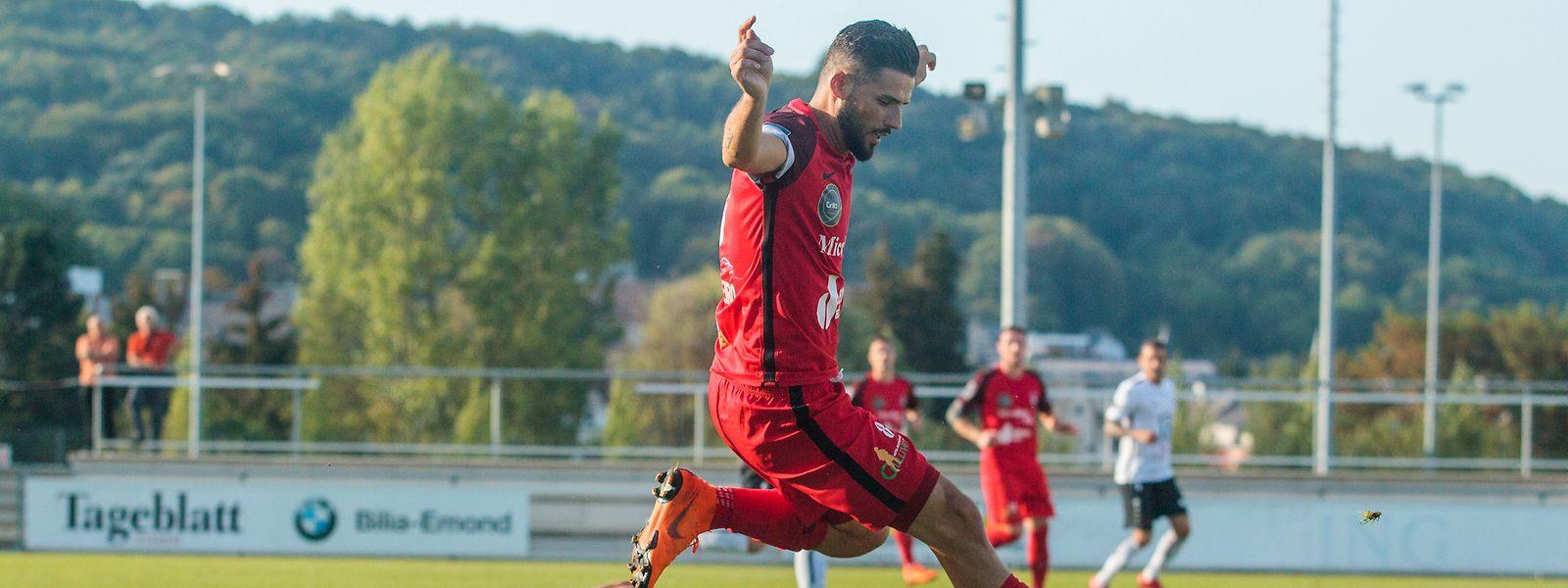Pedro Ribeiro portera les couleurs de l'US Esch la saison prochaine.
