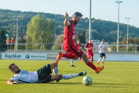 Pedro Ribeiro quitte Differdange pour l\'US Esch