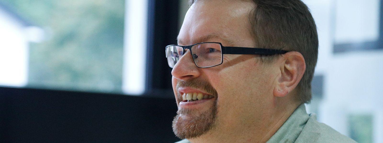 Zeitzeuge Alexander Jolivet blickt im Interview zurück auf die Jahre der Wendezeit.