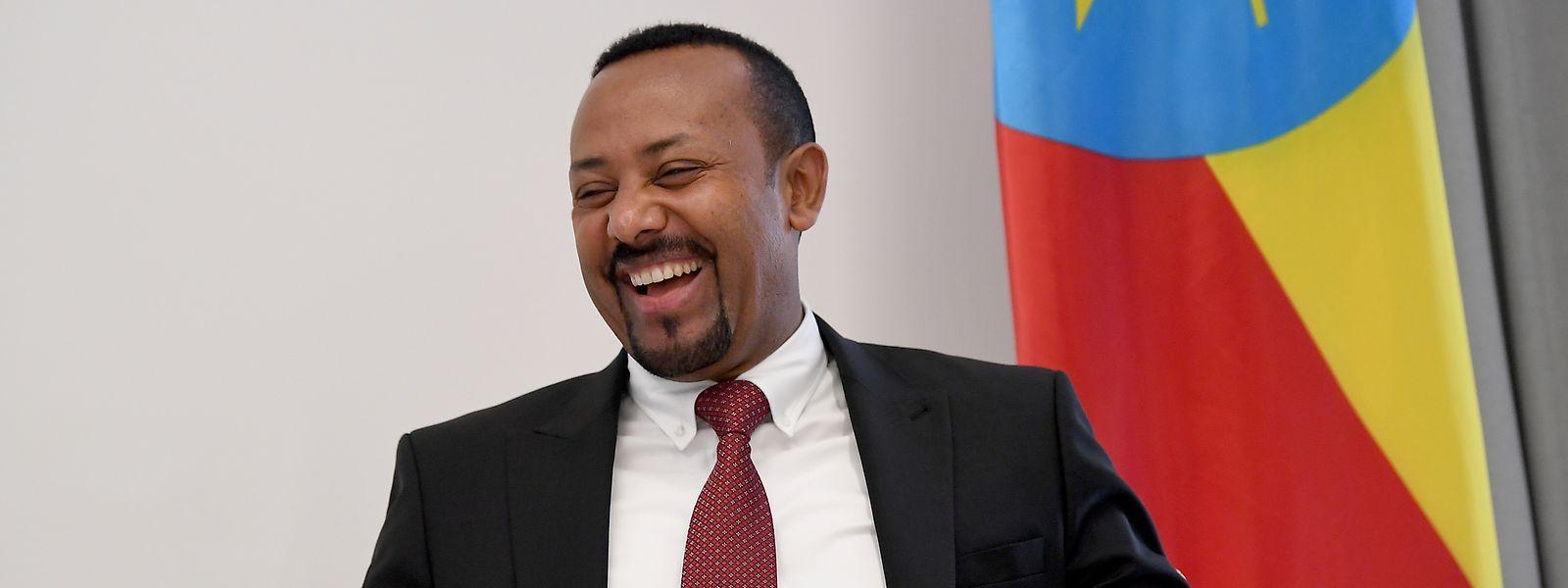 Abiy Ahmed, Ministerpräsident von Äthiopien, wurde am Freitag als neuer Friedensnobelpreisträger verkündet.
