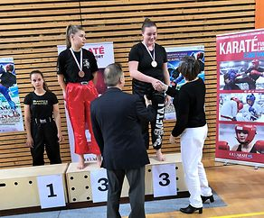 CHAMPIONNAT DE FRANCE KARATÉ CONTACT LIGHT