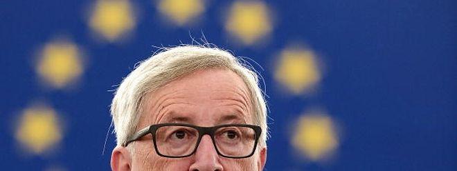 O líder do executivo europeu quer negociar o 'Brexit' tão rapidamente quanto possível