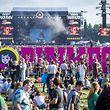 Le 49e Festival de musique Pinkpop à Landgraaf a attiré quelque 67.000 visiteurs par jour pendant trois jours ce week-end.