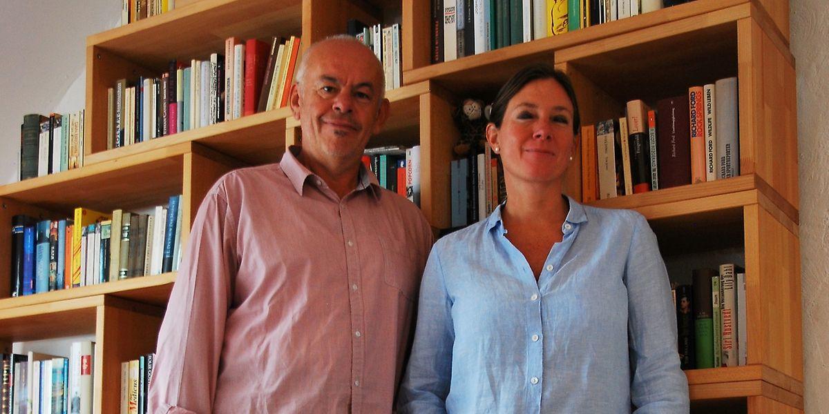 """Seit Georges Hausemer und Susanne Jaspers """"capybarabooks"""" gegründet haben, lesen und schreiben sie nicht nur Bücher, sondern sie verlegen sie auch."""