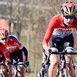 Christine Majerus (Team Boels-Dolmans) beim Omloop Het Nieuwsblad - Foto: Serge Waldbillig