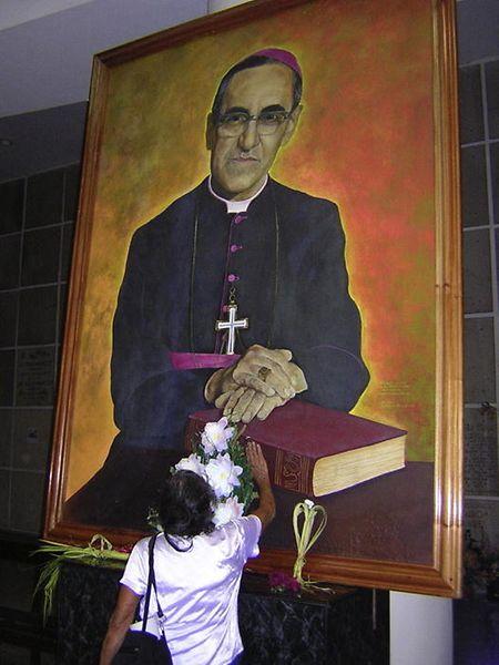 Óscar Arnulfo Romero wird in seiner Heimat verehrt.