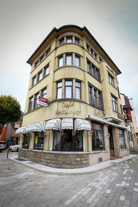 Dieses Haus im Renaissance-Stil auf Nr. 15 in der Grand-Rue soll nach Meinung der Denkmalschützer und des Schöffenrates erhalten bleiben.
