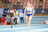 Patrizia VAN DER WEKEN / Leichtathletik, CMCM Indoor Meeting / Luxemburg / 02.02.2019 / Foto: kuva