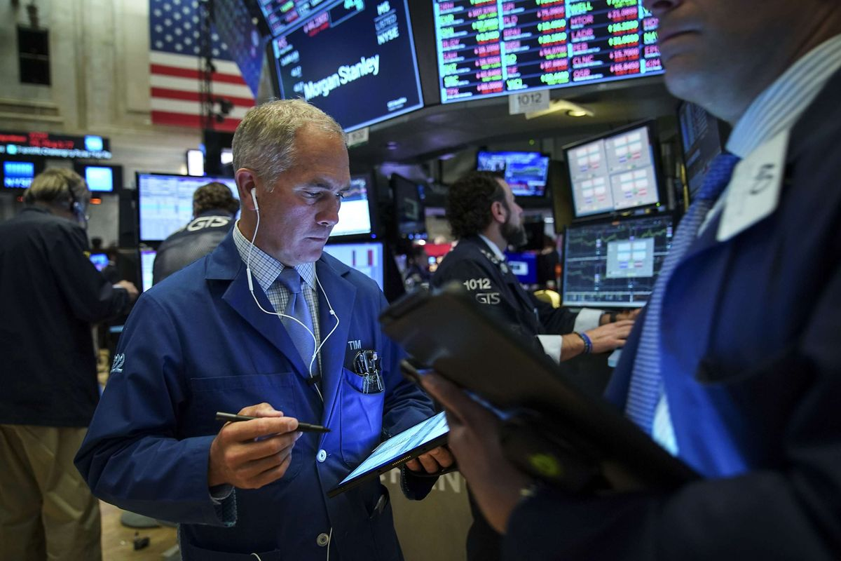 Die US-Börsen befanden sich am Montag im freien Fall. Der Leitindex Dow Jones verlor mehr als 600 Punkte.