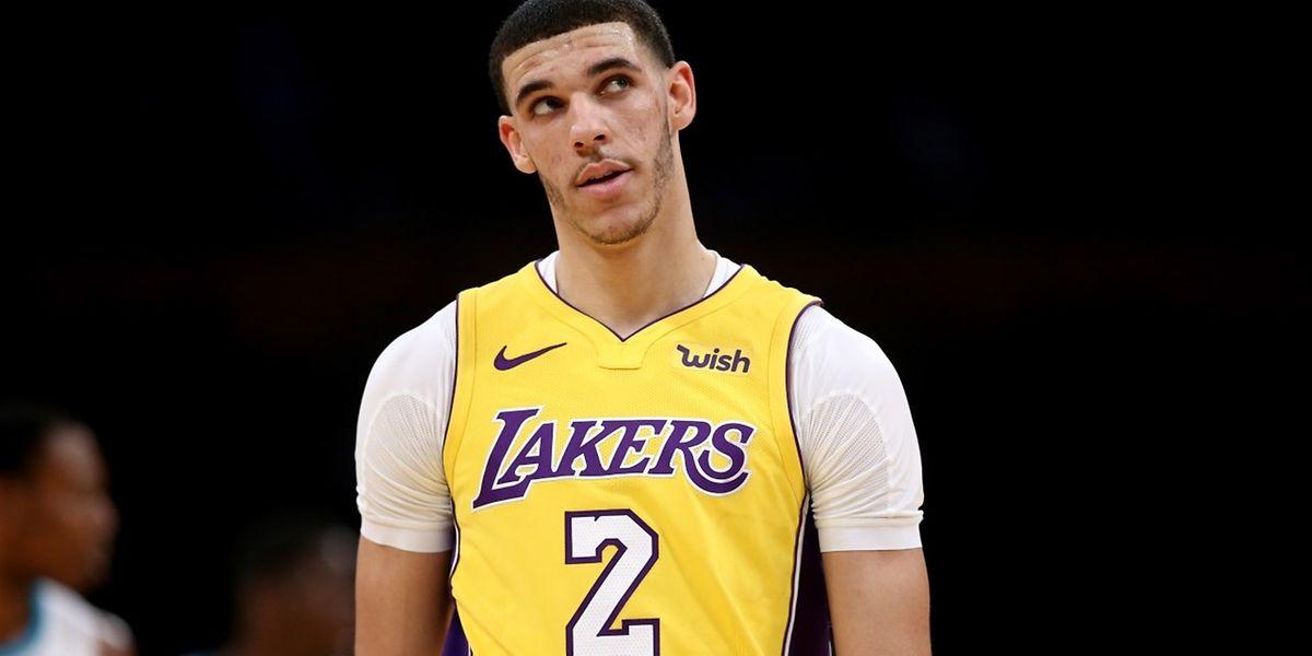 Lonzo Ball et ses partenaires ont mis fin à la mauvaise série des Lakers.