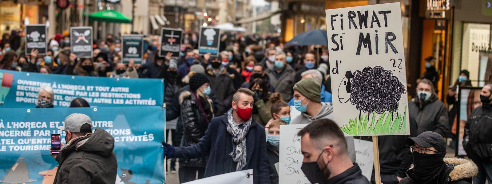 Après plusieurs manifestations organisées le samedi, les acteurs de l'Horeca ambitionnent de réunir au moins 1.000 personnes sur la place d'Armes jeudi, juste devant le Cercle Cité où siégeront les députés.