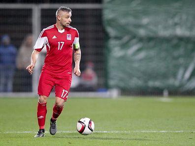 Mario Mutsch trifft mit der Nationalmannschaft im Juni auf Nigeria.