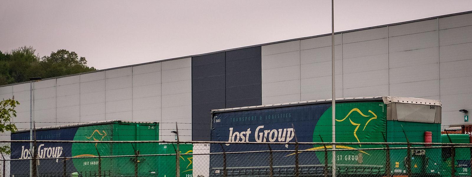 Les autorités belges et luxembourgeoises ont procédé à des perquisitions dans différentes entreprises du groupe Jost
